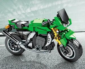 バイク レゴ 互換 テクニック ミニフィグ LEGO 互換 ミニフィギュア ブロック0207158