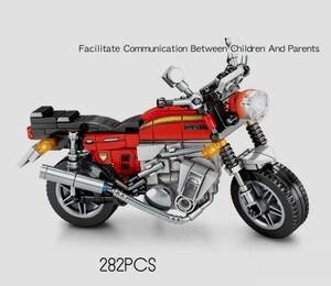 バイク レゴ 互換 テクニック ミニフィグ LEGO 互換 ミニフィギュア ブロック0207157