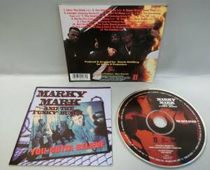 ■Marky Mark And The Funky Bunch / You Gotta Believe ◇ マーク・ウォールバーグ Mark Wahlberg ☆プラケースなし【中古CDアルバム】