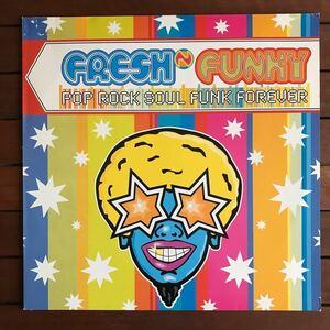 ●【eu-rap】Fresh 'N' Funky / Pop Rock Soul Funk Forever[12inch]オリジナル盤《4-1-35》
