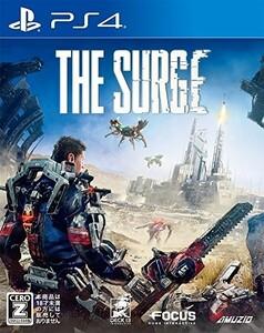 PS4 TheSurge(ザサージ)(CEROレーティングZ)-PS4/中古PS4(d4576)■21020-10016-YG02