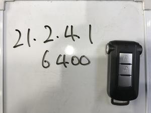 ★B21A 日産 デイズ ルークス HWS XGパッケージ 平成26年 純正 スマートキー キーレス 両側電動 ドア 4ボタンタイプ 007-AA0294★