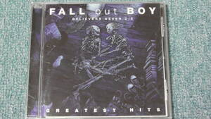 Fall Out Boy / フォール・アウト・ボーイ ~ Believers Never Die (Greatest Hits) / グレイテスト・ヒッツ        BEST/ベスト