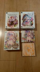 美品☆アトリエ アーランドシリーズ プレミアムボックス ロロナトトリメルル3本セット PS3
