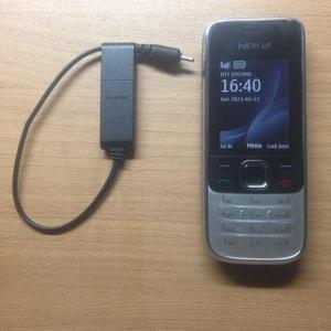 Nokia ノキア 2730C sim シム free フリー 日本語入力・表示 可能