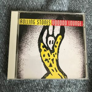 Rolling Stones Voodoo Lounge 日本盤