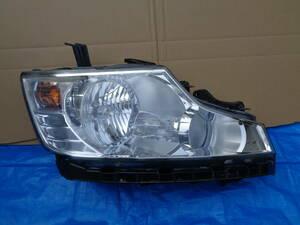 H22年 2010年 ステップワゴン RK1 RK2 純正 HID ヘッドライト 右 点灯済み KOITO 100-22013 管E0230