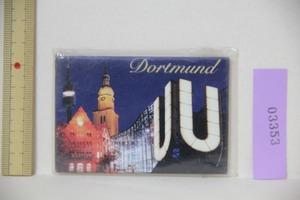 Dortmund マグネット 検索 夜景 磁石 ドイツ ドルトムント お土産 観光 グッズ