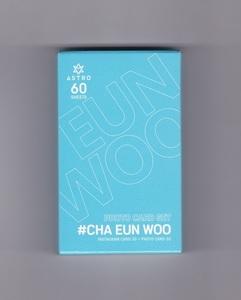 ☆超レア!■チャ・ウヌ/ASTROアストロ/女神降臨■スペシャルフォトカード60枚■韓国