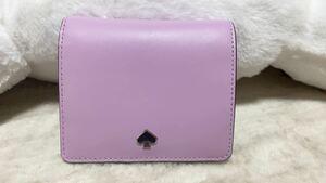 【中古品】 ケイトスペード  二つ折り財布