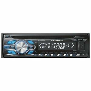 値下げ/新品/カロッツェリア PIONEER パイオニア 1DIN/リモコン付/DVD/VCD/CD/USB/iPod/iPhone対応デッキ