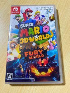【Switch】 スーパーマリオ 3Dワールド+フューリーワールド