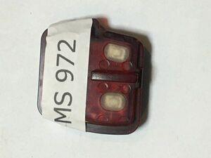 MS972 基盤B ジャンク品 三菱 送180円 純正 キーレス リモコン アイ コルト ekワゴン ランサー ミニキャブ オッティ等 2B 日産