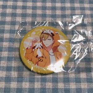 アイドリッシュセブン 一番くじ 缶バッジ ラスカル 六弥ナギ
