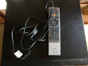 TOSHIBA RD-301A   東芝 HDD&DVDレコーダー 本体 リモコン付 電源コード付  ジャンク