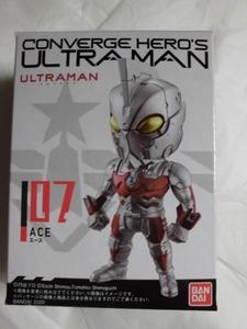 CONVERGE HERO'S(コンバージヒーローズ) ULTRAMAN (07) ACE(エース) バンダイ