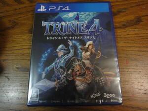 PS4 TRINE 4 トライン4:ザ ナイトメアプリンス