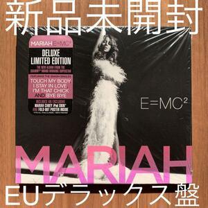 Mariah Carey マライア・キャリー E=MC2 MIMI第2章 EU版デラックス盤 新品未開封