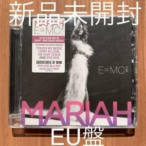 Mariah Carey マライア・キャリー E=MC2 MIMI第2章 EU盤 新品未開封