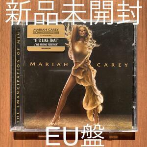 Mariah Carey マライア・キャリー The Emancipation of Mimi EU盤 新品未開封