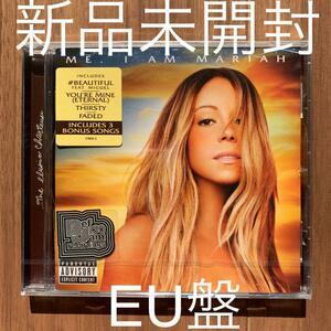 Mariah Carey マライア・キャリー Me I Am Mariah.. -Deluxe- EU盤 新品未開封
