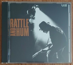 CD『魂の叫び -Rattle and Hum /U2』「Rattle and Hum / U2」