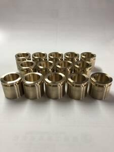 真鍮材料加工