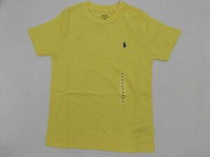 *[ new goods ] Ralph Lauren short sleeves T-shirt yellow color cream 120*