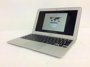 送料無料 Apple MacBook Air 11-inch Early 2015 A1465 /Core i5 5250U 1.60GHz/SSD128GB/4GB/11インチ/mac OS Catalina/中古アップル