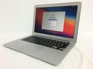 Бесплатная доставка  Apple MacBook Air 13-inch Early 2015 A1466 /Core i5 5250U CPU @ 1.60GHz /SSD256GB/4GB/13 дюйм /mac OS BigSur/ б\у  Apple