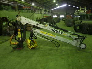 KESLA*204Tg LAP ru1.5t crane Unic Hiab warehouse storage goods direct pickup limitation!