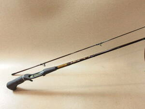 NFT バスライズ EX 2551 トップウォーター 2ピースベイトロッド オールドロッド (6-984