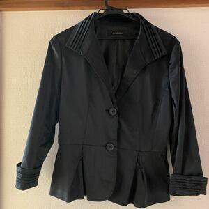 テーラードジャケット  黒  M