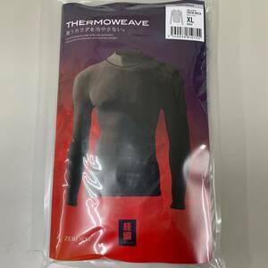 速乾保温 イオンスポーツ サーモウィーブ THERMOWEAVE サイズ:XL カラー:グレー
