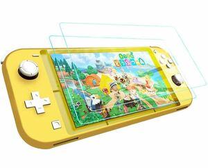 Nintendo Switch Lite 用フィルム 【1枚パック】 TopACE 硬度9H 超薄0.3mm 2.5D