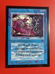 フィードバック Feedback 英語 Collectors`Edition CE版