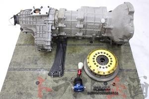 5523328 クスコ クワイフ 6速 シーケンシャルドグミッション スカイライン GT-R BNR32 前期 トラスト企画 送料無料