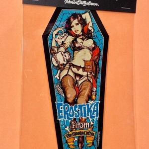 ロッキンジェリービーン バンパイア エロスティカ ステッカー Rockin'Jelly Bean Vampire of Erostika sticker
