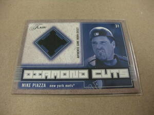 2003 FLEER ジャージカード DC-MP MIKE PIAZZA マイク・ピアッツァ JERSEY FLAIR MLB