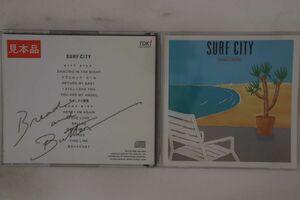 CD ブレッド&バター Surf City TDCD1112 TDK プロモ /00110