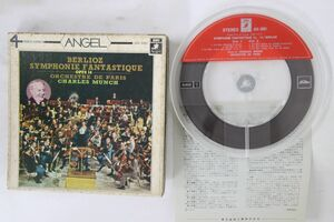 Reel Tape ベルリオーズ, シャルル・ミンシュ, パリ管弦楽団 幻想交響曲 AXA3001 ANGEL /00390の商品画像