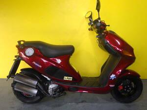 ばいく屋いちばん イタルジェット Italjet Moto フォーミュラ125 FORMULA 125  2気筒2サイクルスクーター最強