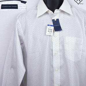《郵送無料》■Ijinko◆ CHRISTIAN ORANI/クリスチャンオラーニ 定格:5040円 41-82 サイズ長袖シャツ