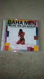 【中古品】BAHA MEN 【HERE WE GO AGAIN】CD★