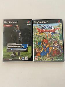 PS2 PS2ソフト ドラゴンクエストウイニングイレブン