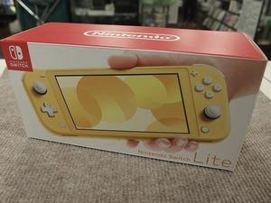 【未使用】 ニンテンドー Nintendo Switch Lite イエロー HDH-S-YAZAA