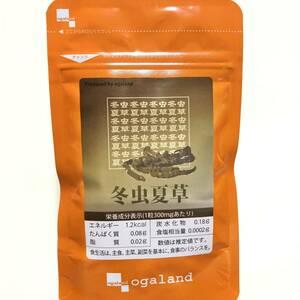 新品 冬虫花草 オーガランド 約1ヶ月 アミノ酸 ミネラル サプリメント キトサン 美容 健康 サプリ ビタミン クーポン ポイント