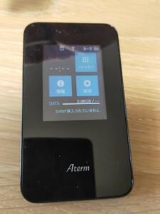 モバイルルータ Aterm MR03LN ※箱は送付対象外