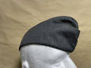 ドイツ軍 ドイツ空軍 代用品 オーバーシースキャップ 略帽 シッフェン 改造ベース品 ルフトヴァッフェ 中古品 C