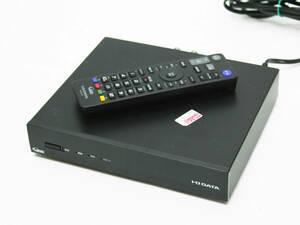 〔家電〕I-O DATA HVTR-BCTX3 録画テレビチューナー 3番組同時録画/外付けHDD対応